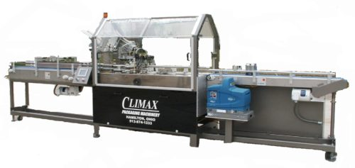 Climax Packaging Machinery Cartoning Equipment