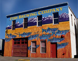 Fish Brewing Building