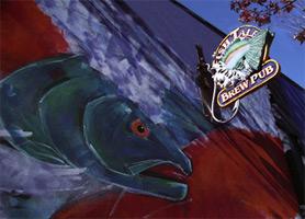Fish Brewing Logo