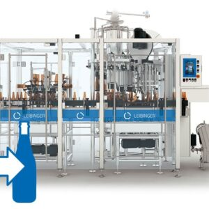 Complete Bottling Line Climax Packaging Machinery