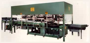 Climax Packaging Machinery Continuous Motion Rotary Case Packer